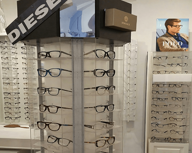 diesel glasses stock